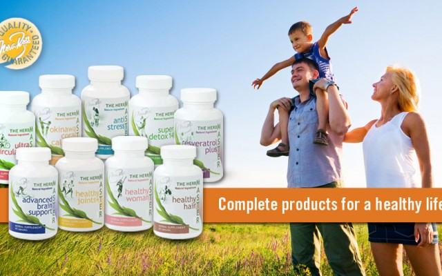 Banner Healthy Life products